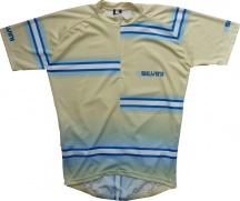 Dres SILVINI 502 béžová/modrá