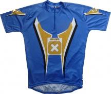 Dres SILVINI 503 modrá-zlatá