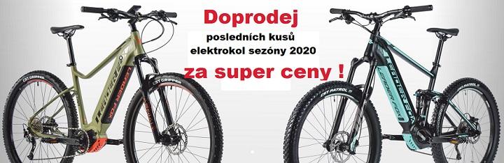 Doprodej elektrokol 2020