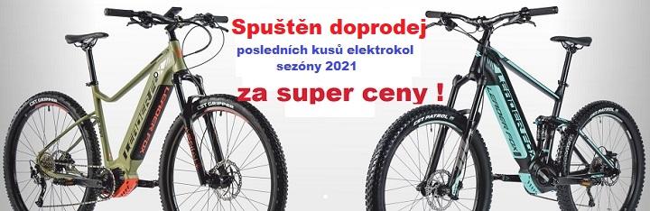 Doprodej elektrokol 2021